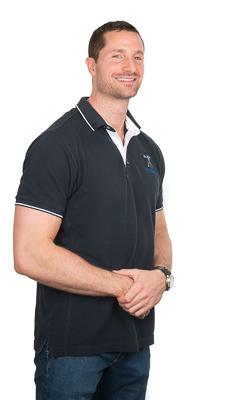 Patrik - kiropraktor och massageterapeut